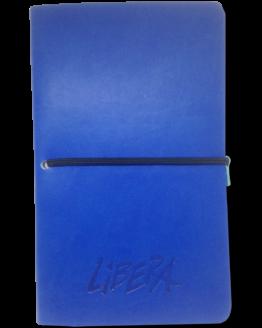 Notebook blu