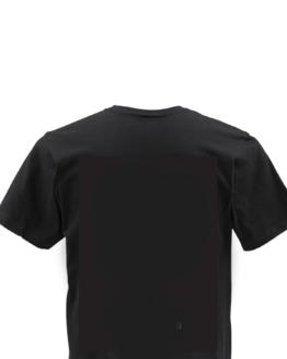 Retro della maglietta di Libera da uomo