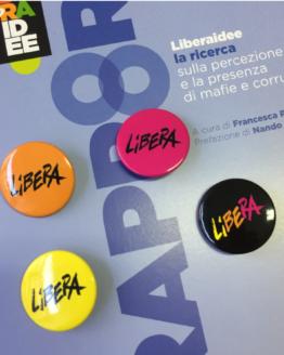 Le spillette di Libera